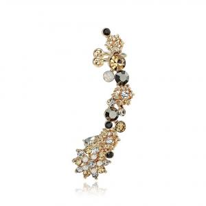 CIShop Elegant Diamond Earring Stud EarWrap Earring Gothic Punk Earcuff,Left Ear